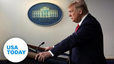 President Trump signs $2 trillion stimulus package to fight coronavirus | USA TODAY 6