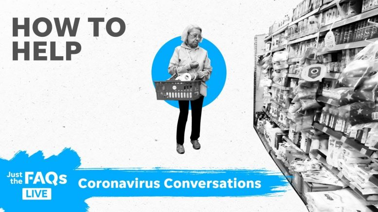 How to help the elderly during the coronavirus pandemic | USA TODAY 1
