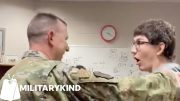 Air Force dad gives son a scare before the surprise | Militarykind 4
