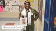 Teacher dresses up as different trailblazers for Black History Month | Humankind 2