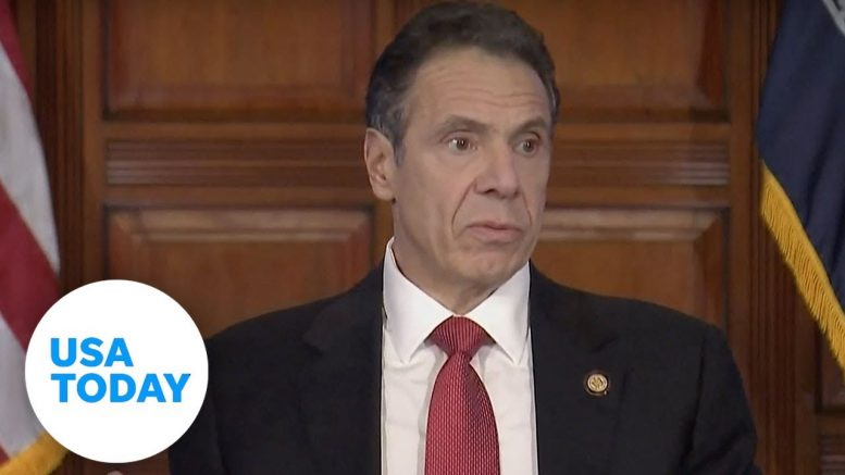 Gov. Andrew Cuomo holds presser on coronavirus: 4/2/2020 | USA TODAY 1