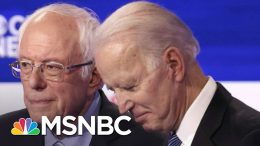 Democrats Move To Unite Behind Biden To Beat Trump As Sanders Steps Aside | The 11th Hour | MSNBC 3