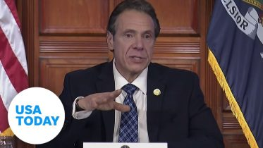 Gov. Andrew Cuomo addresses latest with COVID-19's effect on New York | USA TODAY 6