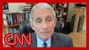 Dr. Fauci: Reopening early could have 'really serious' consequences 2