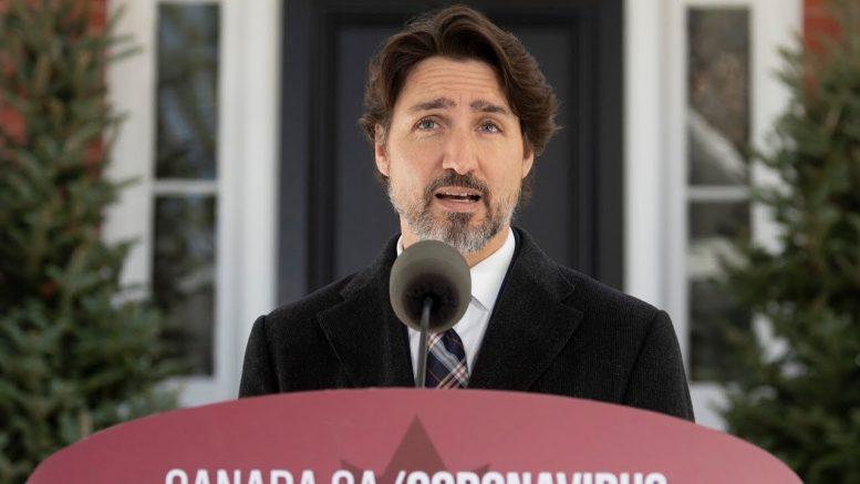 Prime Minister Justin Trudeau announces aid for seniors 1