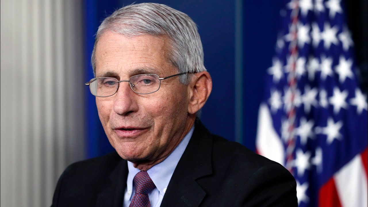 Fauci: Reopening too quickly could lead to 'suffering and death' in U.S. 6