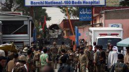 Gunmen storm maternity ward in Afghanistan and kill over a dozen, including newborns 5