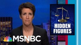 Significant Financial Secrets At Stake For Trump In SCOTUS Case   Rachel Maddow   MSNBC 9