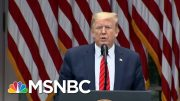 Something Appears To Be Wrong With Donald Trump | Rachel Maddow | MSNBC 2