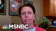 Iowa Doctor: 'Hunger' May Lead Patients To Take Desperate Measures To Work | The Last Word | MSNBC 2