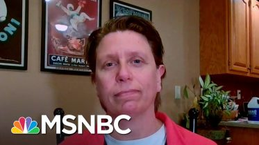 Iowa Doctor: 'Hunger' May Lead Patients To Take Desperate Measures To Work | The Last Word | MSNBC 6