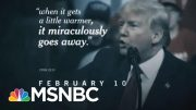 Biden Ad Says Trump's Failure To Lead 'Destroyed' The Economy | Morning Joe | MSNBC 3