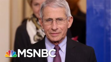 Breaking With Trump, Health Advisers Warn Against Hasty Reopening | Deadline | MSNBC 10