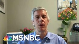 'Unrealistic' For Colleges And Universities To Reopen This Fall: Arne Duncan   MTP Daily   MSNBC 1