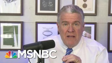 Sports Teams May Need To Employ 'Infection Control Officers' | MTP Daily | MSNBC 6