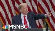 Trump Tax Returns Are Coming: SCOTUS Veteran Sees High Court Ruling Against Trump | MSNBC 4
