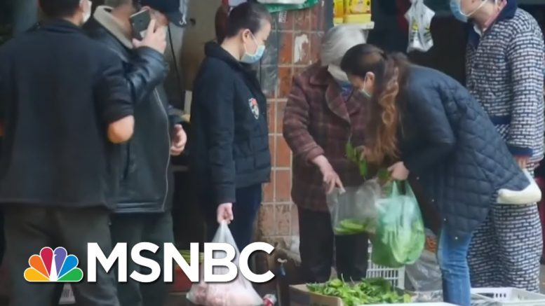 'The Fight Is Not Over In China,' Says Reporter About Virus | Morning Joe | MSNBC 1
