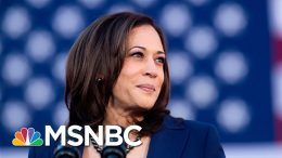 'Thank God For Dr. Fauci': Sen. Harris On Fauci's Courage To Speak The Truth | All In | MSNBC 1