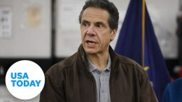 Gov. Andrew Cuomo addresses latest with COVID-19's effect on New York   USA TODAY 3