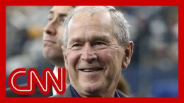 Listen to George W. Bush's message about Covid-19 2