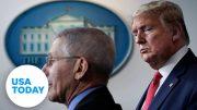 President Trump and Coronavirus Task Force give updates on coronavirus pandemic | USA TODAY 5