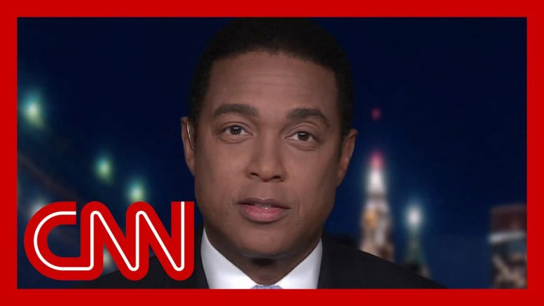 Don Lemon to Trump: What is it about Obama that gets under your skin? 1