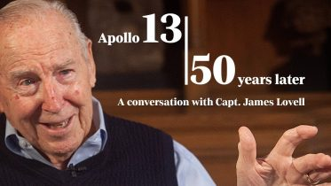 A conversation with Capt. James Lovell 50 years after Apollo 13 | USA TODAY 6