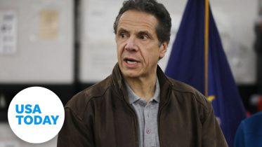 Gov. Andrew Cuomo addresses coronavirus pandemic in New York | USA TODAY 6