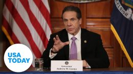 Gov. Andrew Cuomo gives updates on coronavirus pandemic in New York | USA TODAY 8
