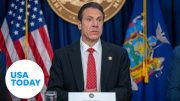 Gov. Andrew Cuomo provides updates on coronavirus pandemic in New York | USA TODAY 4