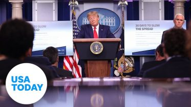 President Trump and Coronavirus Task Force provide update, Tuesday, April 21 | USA TODAY 4