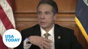 Gov. Andrew Cuomo provides daily coronavirus update: April 22 | USA TODAY 4