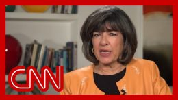 Amanpour calls world leader's remark to reporter 'shocking' 8