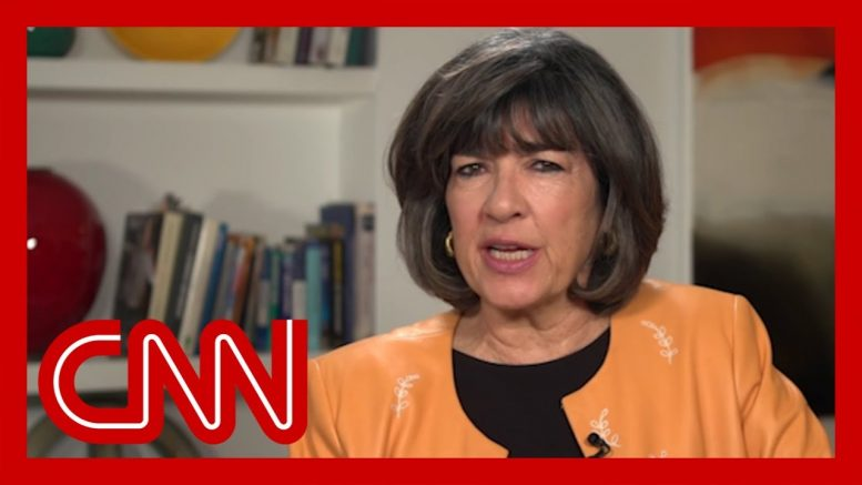 Amanpour calls world leader's remark to reporter 'shocking' 1