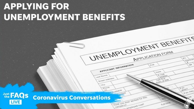 Why is it so hard to file for unemployment? | Just The FAQs 1