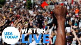 Demonstrations continue across the United States over the death of George Floyd (LIVE)   USA TODAY 6