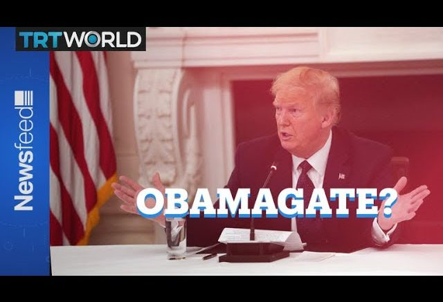 Obamagate? The latest Trump nonsense gets short shrift from his allies 1