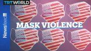 Mask violence in America 5