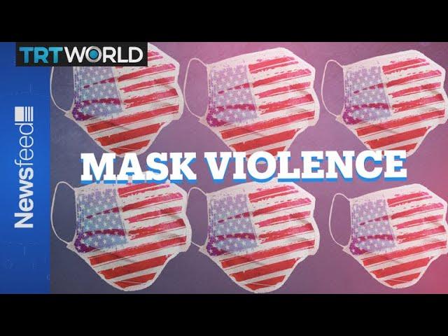 Mask violence in America 9