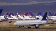 Parked planes: Visualizing COVID-19's impact on air travel 4