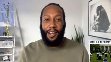 'Your silence is killing me': Etalk's Tyrone Edwards makes emotional plea for change 6