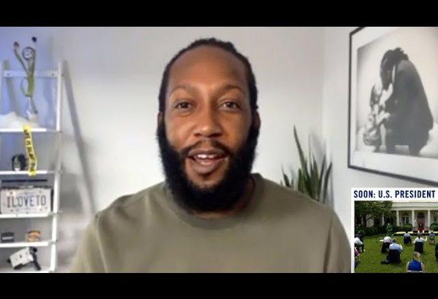 'Your silence is killing me': Etalk's Tyrone Edwards makes emotional plea for change 1