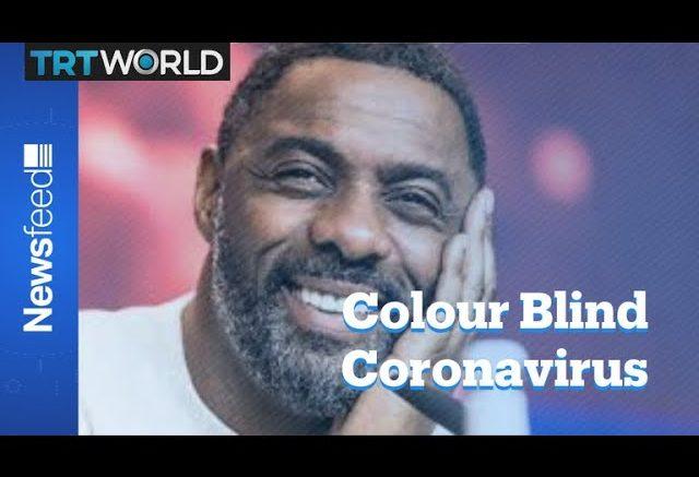 Can black people get the coronavirus? 1