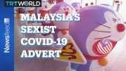 Anger in Malaysia over advert on Covid19 advice 4