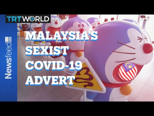 Anger in Malaysia over advert on Covid19 advice 1