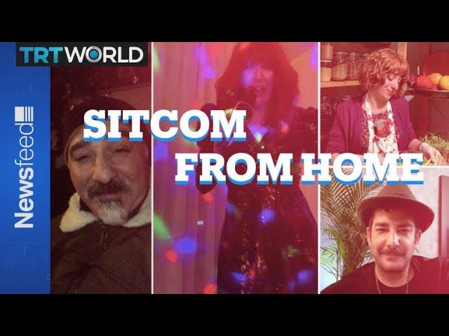 Turkish sitcom Jet Sosyete keeps the laughs coming despite the outbreak 1