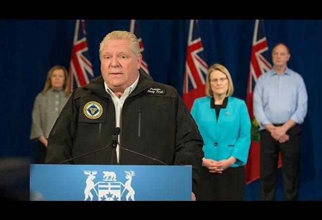 Ont. Premier Ford criticizes federal assault rifle ban, buyback program 1