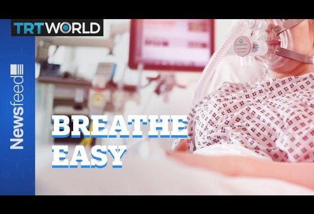 The warlike race to make ventilators 1