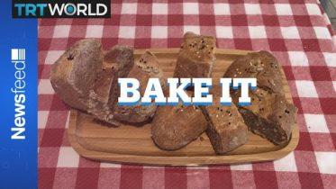How to bake sourdough bread 6