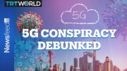 Misinformation about data delivery system leads to conspiracy about Covid19 5